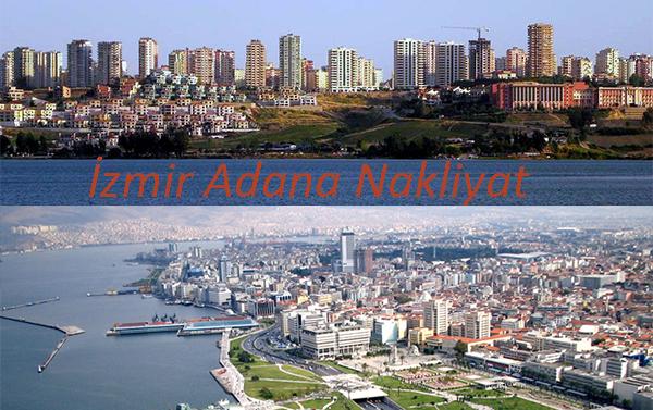 İzmir Adana nakliyat